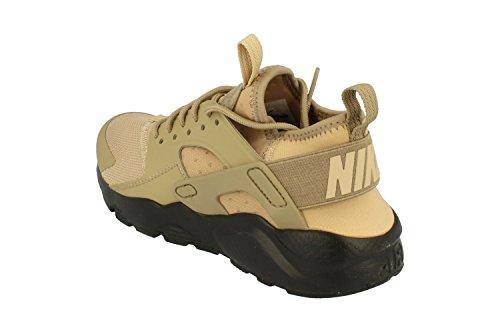 Nike Aire Huarache Run Ultra Jóvenes Unisex Zapatos SETA / caqui / BLACK