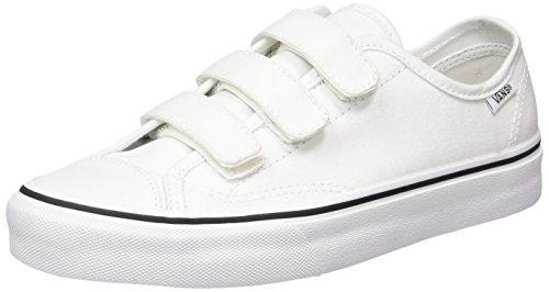 Varebiler Unisex Lerret Stil 23 V Sneaker True / Hvit