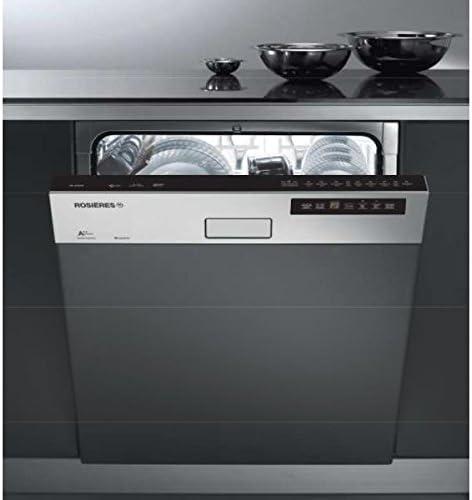Lavavajillas integrable 60 cm Rosieres – rli 2 D 62 x: Amazon.es ...