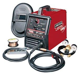 amazon com lincoln electric k18731 lincoln sp135t mig flux welderimage unavailable image not available for color lincoln electric k18731 lincoln sp135t mig flux welder