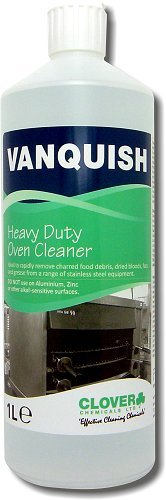 Vanquish Heavy Duty Oven Cleaner By Clover 304 1L Clover Supplied By ATC CLEANING