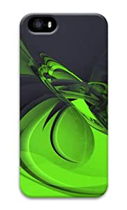 3D green 3D Case luxury iphone 5 case for Apple iPhone 5/5S