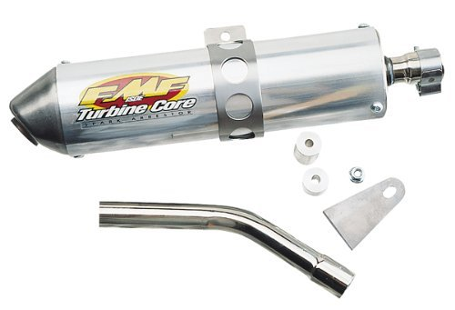 Universal PowerCore 4 Spark Arrestor Slip-On (1.5in. to 2.0in. Inlet), Manufacturer: FMF Racing, PC4 UNIV S/A MFLR 1.5