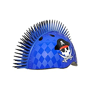 Raskullz Mohawk Child Bike Helmets