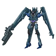 Transformers Prime Beast Hunters, Legion Class Action Figure, Soundwave (Sabotage Specialist), 3 Inches