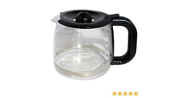 Electrolux – Jarra con tapa para cafetera AEG – Electrolux: Amazon ...