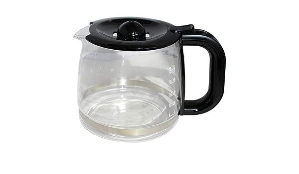 Electrolux - Jarra con tapa para cafetera AEG - Electrolux: Amazon.es: Hogar