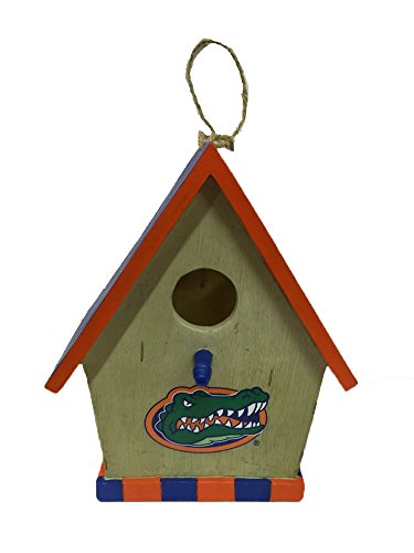 Gator Birdhouse - Florida Gators Resin Bird House