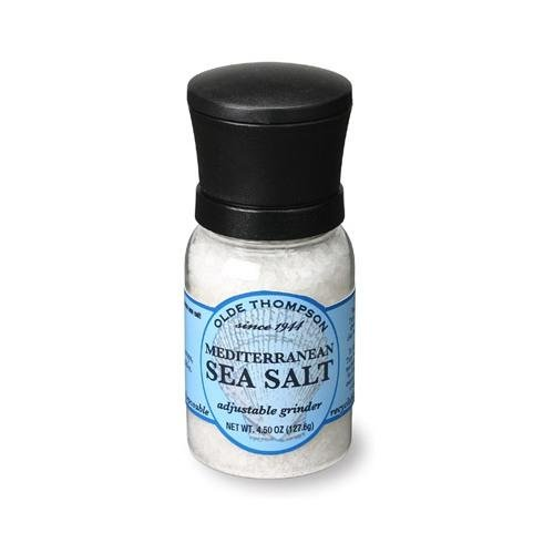 Olde Thompson Mediterranean sea salt product image