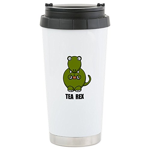 CafePress Dinosaur Stainless Insulated Tumbler