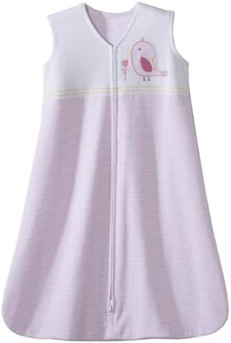 HALO SleepSack 100% Cotton Wearable Blanket, Pink, X-Large (Discontinued by Manufacturer)
