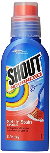 Shout Advanced Concentrated Laundry Remover