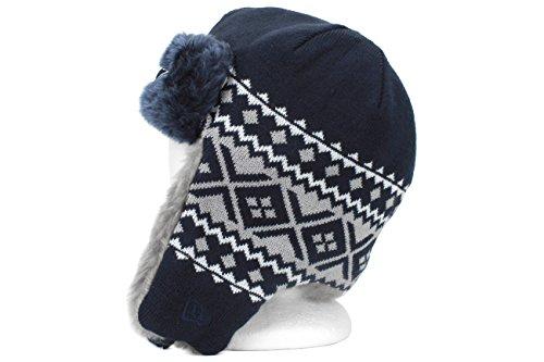 c7d11579c8e8a New Era Men s Dallas Cowboys Team Trapper Knit Cap - Buy Online in ...