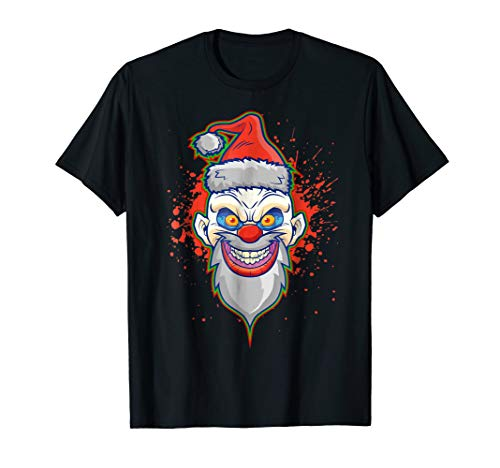 Christmas Clown Juggalo Halloween Christmas Mashup -