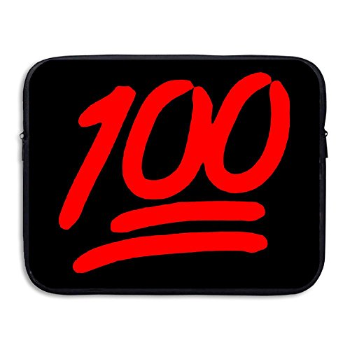 Maverick Couples Costume (BANA Custom 100 Emoji Shock-Resistant Tablet Sleeve Case Bag 13 Inch)