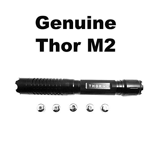 Thor M2 Blue LED Torch Flashlight for Outdoor Astronomy with 16340 Battery