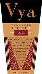NV Quady Vya Sweet Vermouth blend - Red 750ML