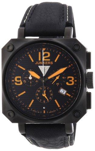 Junkers Horizon Airplane Chronograph, Alarm Watch 6792-5