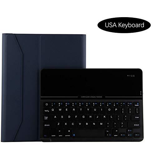 【1着でも送料無料】 Yuqoka Pro iPad 1/2 iPad iPad Pro B07KXT1Q93 9.7インチキーボードケース 取り外し可能なレザーワイヤレス ブルー 0014IVAW18I ブルー B07KXT1Q93, ミヤコノジョウシ:4790dc2f --- a0267596.xsph.ru