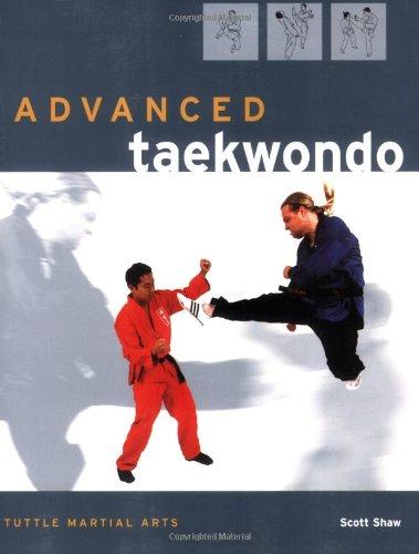 Advanced Taekwondo (Tuttle Martial Arts) -