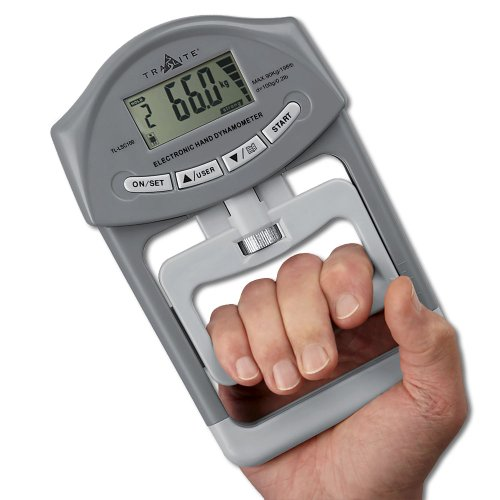 Dynamometer Horsepower Measurement : Trailite lbs kgs digital hand dynamometer grip