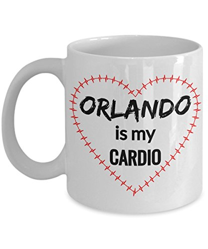 ORLANDO Coffee Mug - Orlando is My Cardio