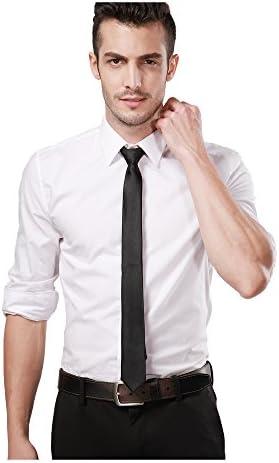 Landisun Skinny Satin Necktie Exclusive product image