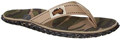 amp; Greens Islander Browns Sandale Gumbies nqYB7fw
