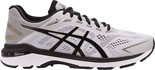 ASICS GT-2000 7 Men's Running Shoes, Mid Grey/Black, 10 M US