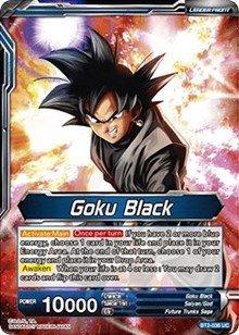 amazon com dragon ball super tcg goku black goku black the