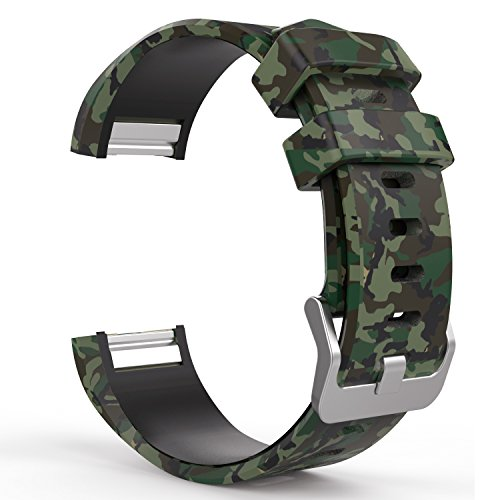 MoKo Silicone Adjustable Replacement Wristband