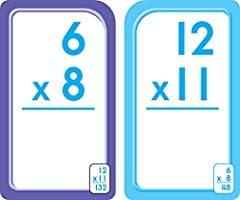photo regarding Printable Flash Cards Multiplication identified as College Zone - Multiplication 0-12 Flash Playing cards, Ages 8 and Up