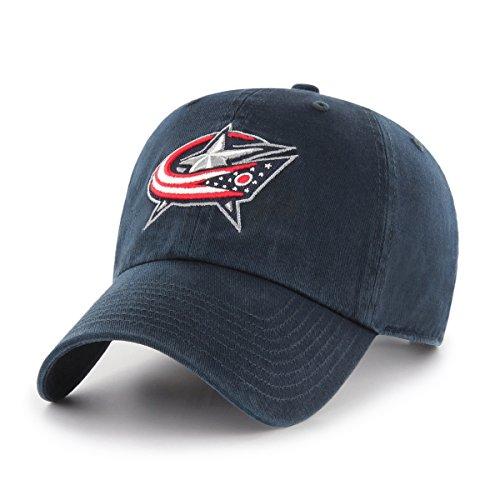 Columbus Blue Jackets Jacket (NHL Columbus Blue Jackets Women's OTS Challenger Adjustable Hat, Navy, Women's)