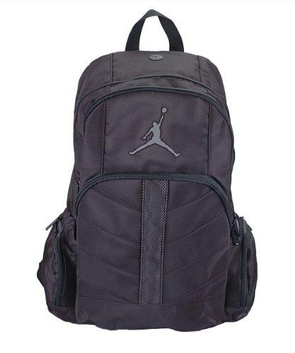 Jordan Boys Black Mesh Overlay Backpack by Jordan