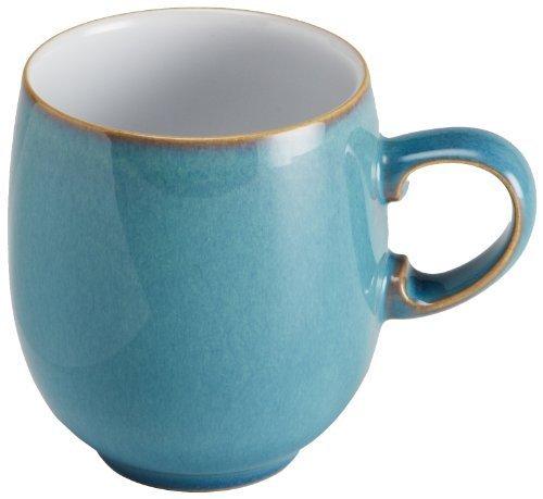 Denby Azure Large Curve Mug by ()