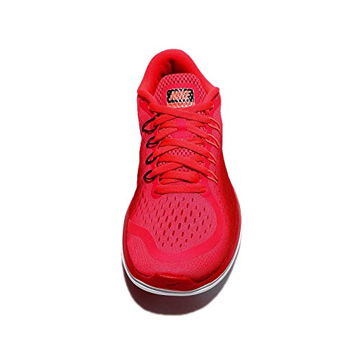 Free Shoe Black Running RN Women's Donna 600 University Solar Red Scarpe Sense Indoor Multicolore Sportive Nike Red X5q1wfx