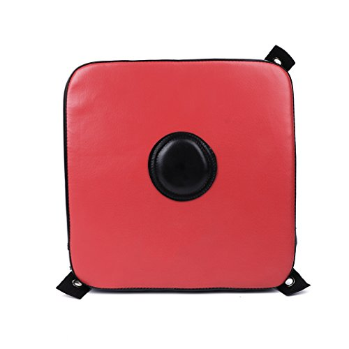 YUNAWU Karate Boxing Bag Solid Portable Wall Focus Target Square Kung Fu Fitness Training Sports Foam