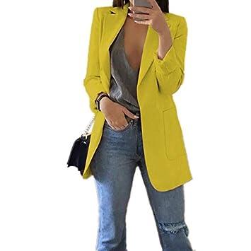 WHBDFY Brand Fashion Slim Blazers Mujer Otoño Traje Chaqueta ...