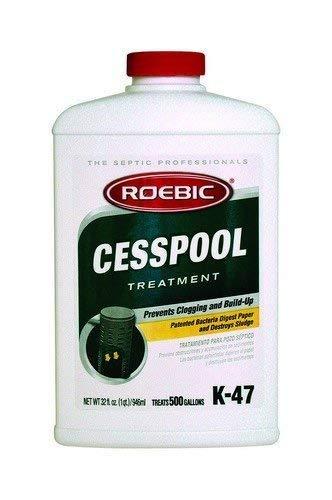 Roebic Cesspool浄化槽Treatment B008K6JSBI