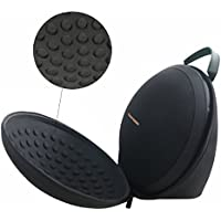 Hard Shell Travel Case for Harman Kardon Onyx Studio 1, 2 & 3 Wireless Bluetooth Speaker System. Fits Charger. By Comecase