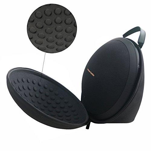 Comecase Hard Shell Travel Case for Harman Kardon Onyx Studio 1, 2, 3 & 4 Wireless Bluetooth Speaker System. Fits (Fit Speaker System)