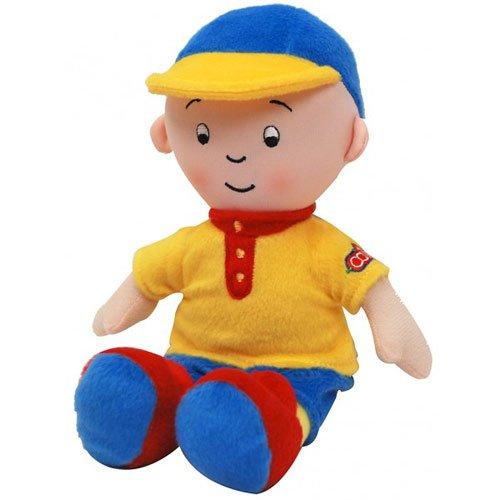 "Caillou 7"" Plush Doll"