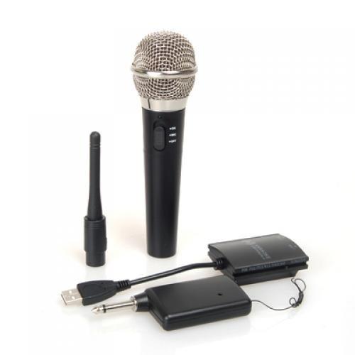 Wireless Karaoke Microphone for Xbox 360 Nintendo Wii Sony PS2 Sony PS3 - Worldwide free shipping