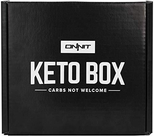 Cheap Onnit Keto Box – Low Carb, Keto-Friendly Snacks and Supplements from Onnit, Primal Kitchen, Kettle & Fire, and more