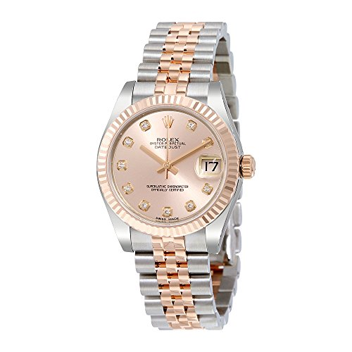 Rolex Datejust Lady 31 Pink Di