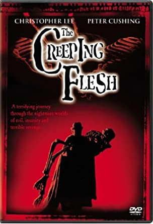Creeping Flesh [Reino Unido] [DVD]