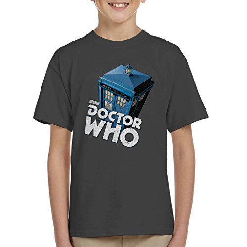 Doctor Who Classic Tardis T-Shirt