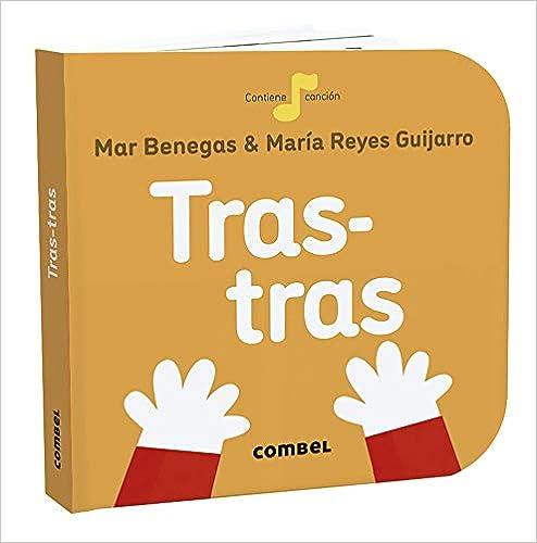 Book's Cover of Tras-tras: 8 (La cereza) (Español) Libro de cartón – 4 febrero 2019