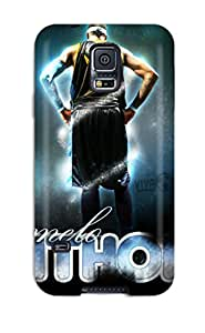 Awesome AnnaSanders Defender Tpu Hard Case Cover For Galaxy S5- Carmelo Anthony