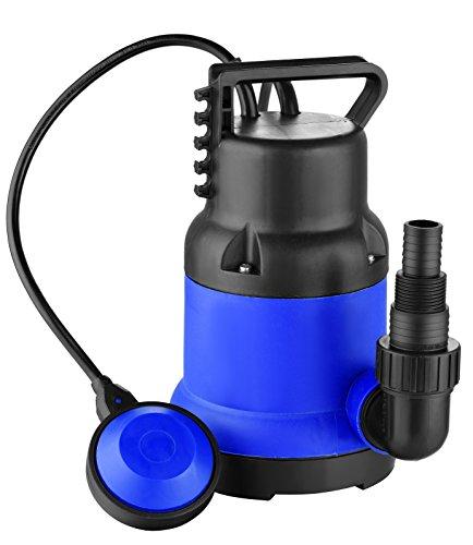 Diaphragm Trash Pump - 4